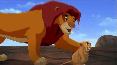 The Lion King 2 Mind Your Father