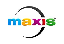 Файл:Maxis logo.png