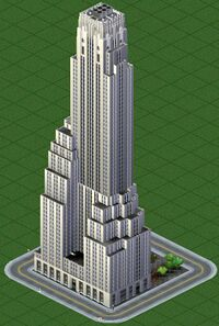 SC3000 - Corporate Ground Zero Plaza