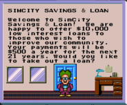 SimCity SNES Loan Unlocked