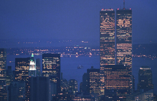 File:Twin Towers from Empire State Building.jpg