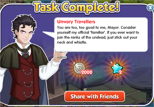 Unwary Travellers - Complete
