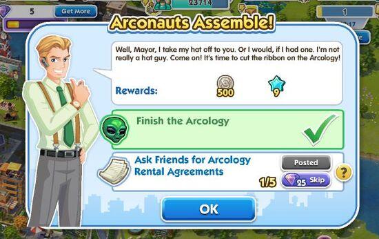 Arconauts assemble