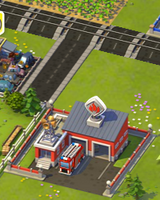 Fire Station 0-Star