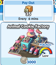 Animal Cookie Factory