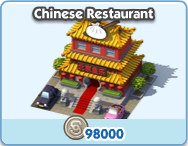Business chinese restaurant