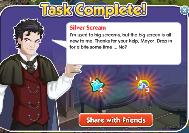 Silver Scream - Complete