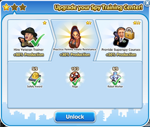 Spy Training Center S1