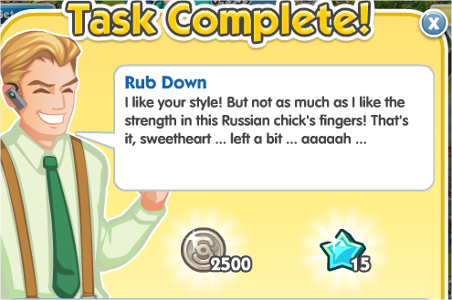 Rub Down - Complete
