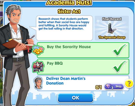 File-Quest - 1academia nuts