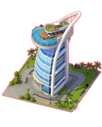 Oasis tower