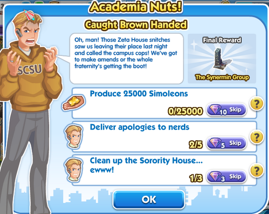 File-Quest - 7academia nuts