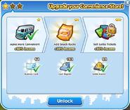 Business convenience store upgrade 2 unlock