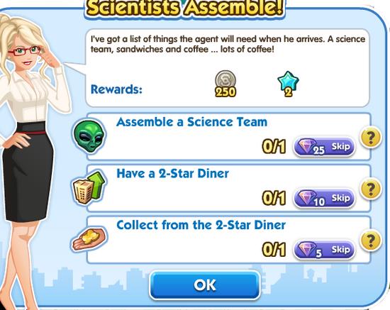 Scientists Assemble