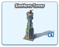 SimNews Tower