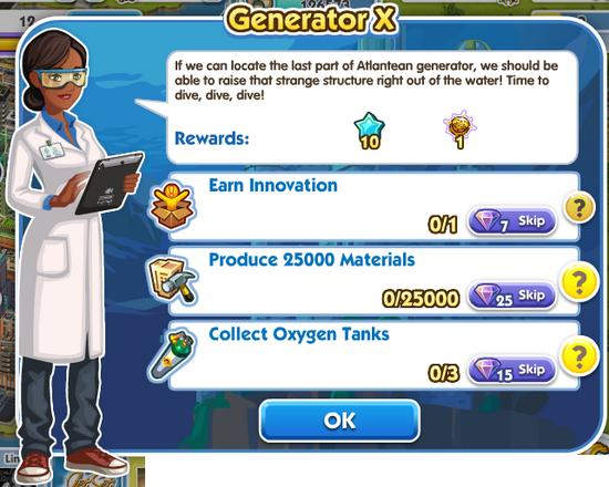 Generator X
