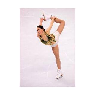 Montan figure skater