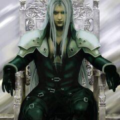 Emperor Sephiroth Takes Calzadorian Throne