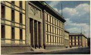 Reichskanzlei, Southern Main Facade