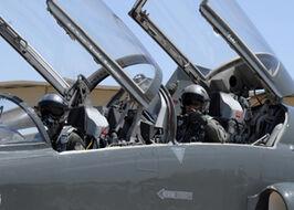 RUAF pilots