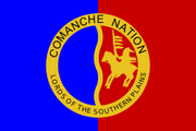 250px-Flag of the Comanche Nation svg