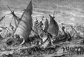 The invasion of Aquitanii