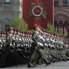 Mandarran Victory Parade