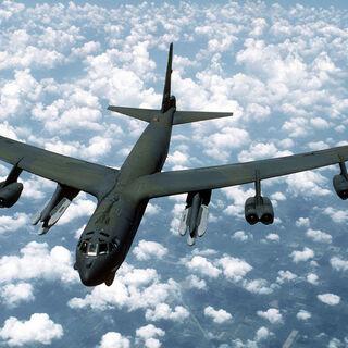 B-22 spéir aingeal bomber