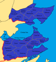 Outer Lusitania Divisions