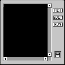 Editor GUI
