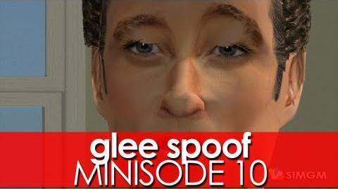 Glee Spoof Mini 10 To Catch a Schuester-0
