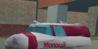 Monorail Car