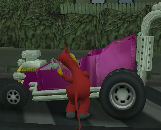 File:Simpsons hit and run Zombie Car.jpg