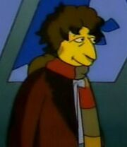 Simpsons Doctor Who