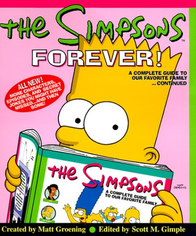 File:The Simpsons Forever (Front Cover).png