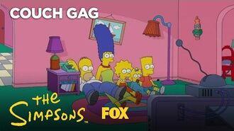 Big Bang Theory Couch Gag Season 28 Ep. 19 THE SIMPSONS-0