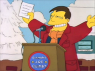 Mayor quimby's speech