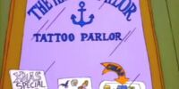 The Happy Sailor Tattoo Parlor