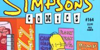 Simpsons Comics 164