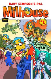 Milhouse Comics 1