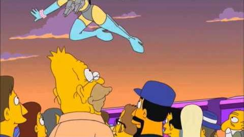 "THE SIMPSONS - Promo for ""Lisa Goes Gaga"" airing SUN 5 20"