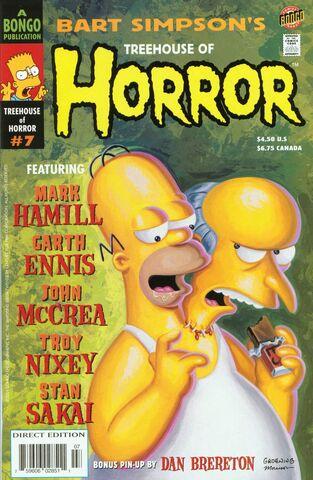 File:Bart Simpson's Treehouse of Horror 7.JPG