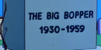 The Big Bopper (Grave)