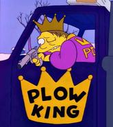 Plow king shoots mr plow