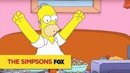 """THE SIMPSONS A Thing Of The Past from """"Friend with Benefit"""" ANIMATION on FOX"""
