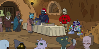 Cosmic Wars: Holiday Special