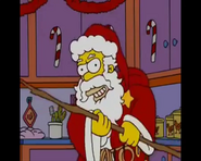 The Simpsons' Christmas Message -00011