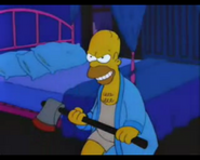 HomerGetsOutTheAxeToMurderHisFamily