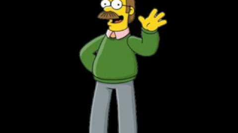 Everybody Hates Ned Flanders - The Simpsons