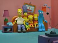 My Fair Laddy (Couch Gag) 2